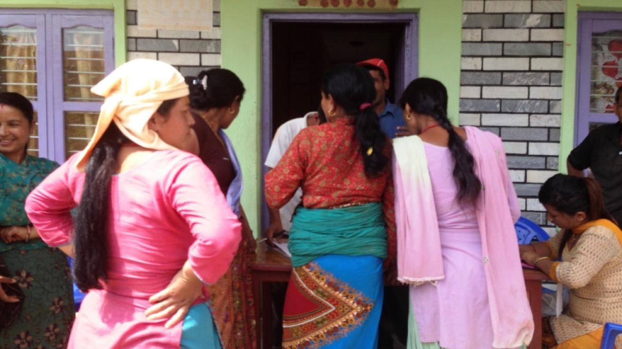 Agricultural Insurance In Nepal Feed The Future Innovation Lab For Markets Risk And Resilience
